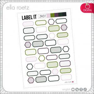 Label It - 2021