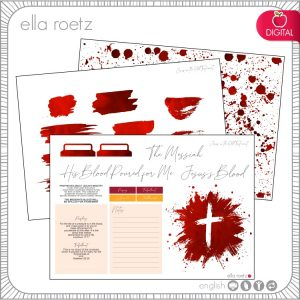 Blood Spilled - Jesus in the Old Testament
