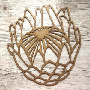 Protea - Wood - Large - LIMITED STOCK!